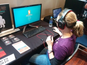 Paradigm at Perth Games Festival